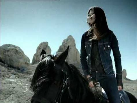 Commercial Girl Riding Horse | levi s jeans commercial woman on horse jumping over a