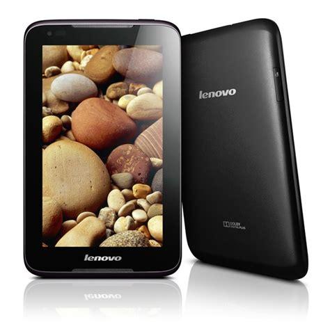 Pasaran Tablet Lenovo A1000 lenovo presenta tres nuevas tablets para competir con nexus 7 y kindle s6000 a3000 y
