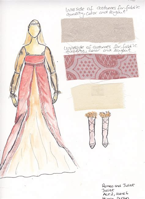 1000 images about romeo and juliet costume design on costume design sketches for romeo juliet on behance