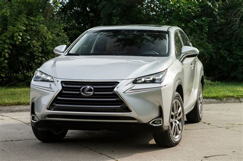 lexus nx exterior 2015 lexus nx 300h around the block