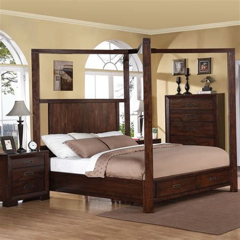 wood canopy bed frame home design king size wood canopy bed frame home design ideas