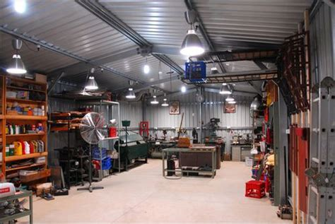 workshop led lighting  redsled  lumberjockscom