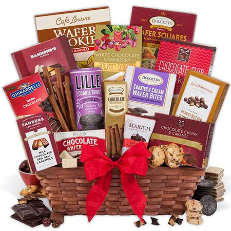 Valentines Gifts For Everyone Decadent Chocolates by Chocolates For S Day Gift Basket By