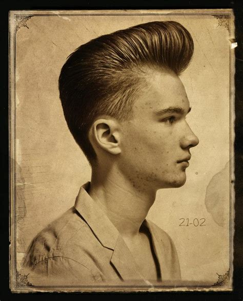 50s pompadour awesome pompadour mens grooming pinterest awesome