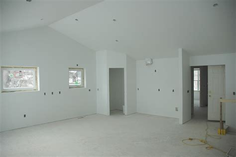Flat Paint For Ceiling by David S Icf Home Build Interior Painting And Ceiling Texture