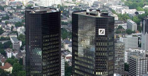 adresse deutsche bank frankfurt bankenlandschaft im wandel 220 ber 1 000 filialen machen