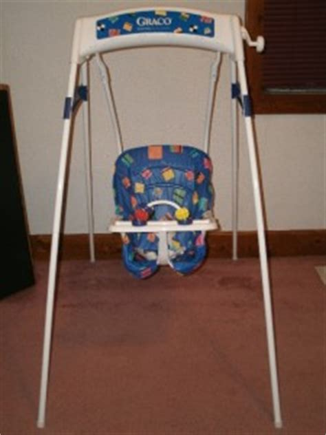used baby swings for sale graco vintage swingomatic wind up baby swing great