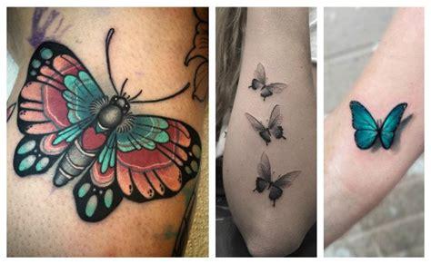 imagenes de mariposas realistas tatuajes de mariposas 191 sabes sus significados mira todas
