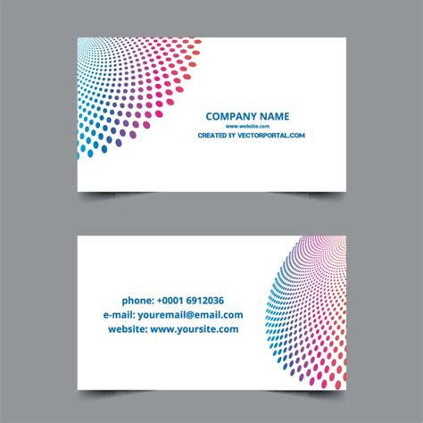 templates business cards layout business card layout template download at vectorportal
