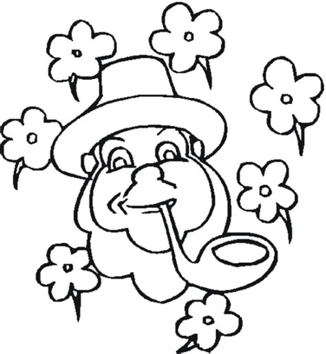 st patrick s day coloring pages gt gt disney coloring pages