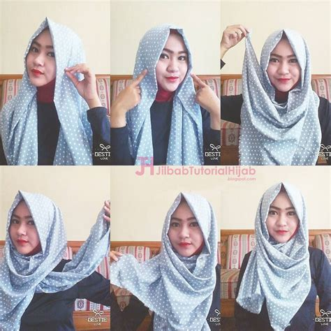 gambar tutorial hijab emma queen tutorial hijab