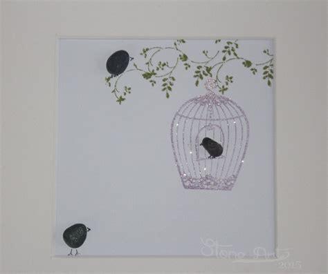 Leinwand Selbst Gestalten 701 by Picture Pebbleart Quot Birds Quot Artwork Decoration Gift Wedding
