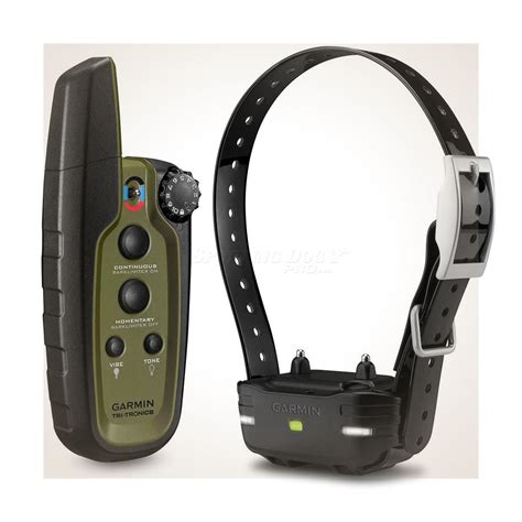 sport collar garmin sport pro remote e collar device