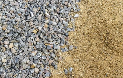 Crushed Rock Delivery Building Material Grow Green Organics