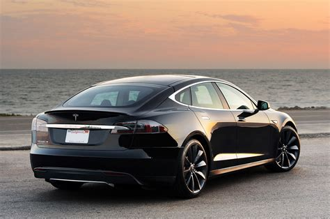 The New Tesla Model S Tesla Model 3 News And Information Autoblog