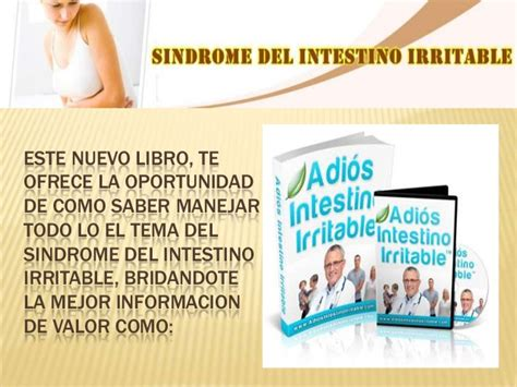 libro el sindrome del intestino sindrome del intestino irritable