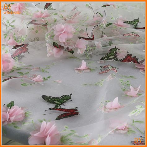 printable organza fabric list manufacturers of printed organza fabric buy printed