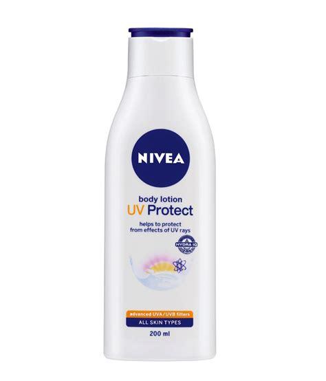 We Test The New Nivea Creme nivea uv protect lotion 200ml buy nivea uv protect