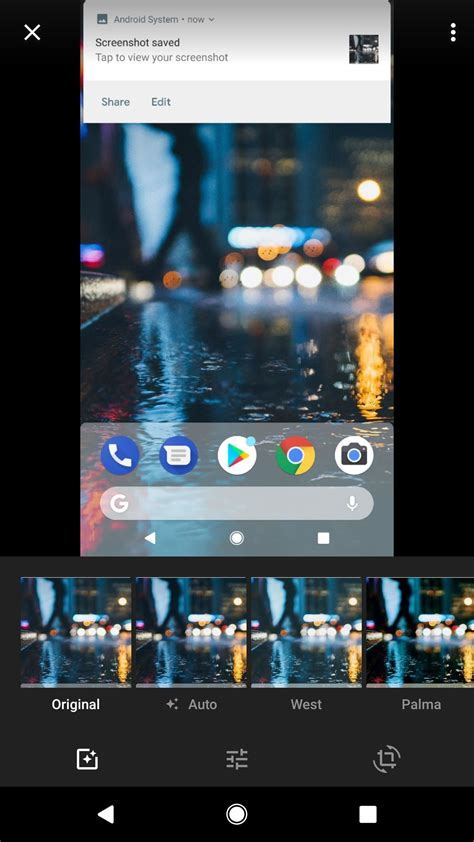 android editing android p finally lets you edit screenshots here s how it works 171 android gadget hacks