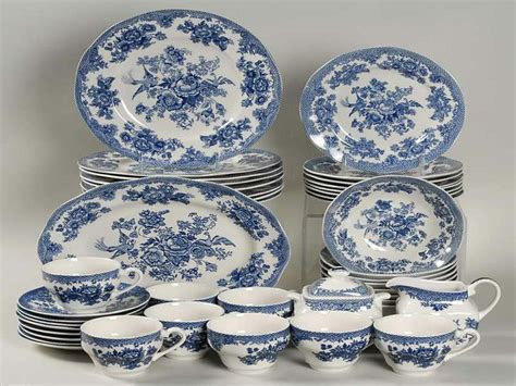 Vintage China | 481 best images about blue n white dishes on pinterest