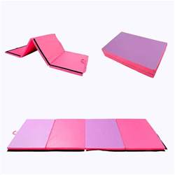 4 x10 x2 quot folding mat gymnastics exercise