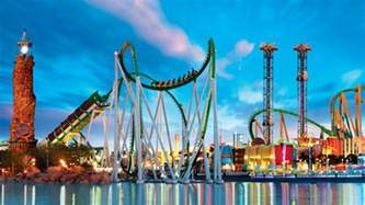 Amusement Parks In Top 10 Amusement And Water Parks In The Us According To
