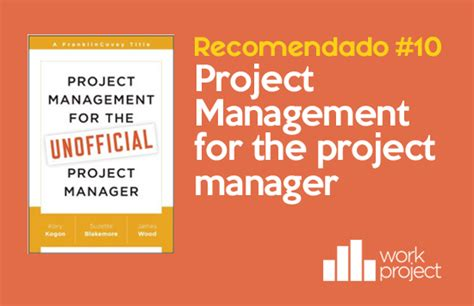 libro show your work 10 libro semanal recomendado project management for the unofficial project manager
