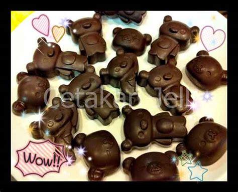 Gsm 11 Cetakan Coklat cetakan silikon coklat puding rilakkuma 11 cavity cetakan jelly cetakan jelly