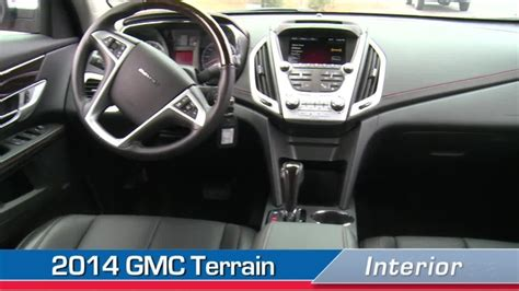2014 gmc terrain interior 2014 gmc terrain pictures interior u s news world report