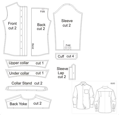 pattern making of polo shirt exclusive vado designs made to measure modern fit men s