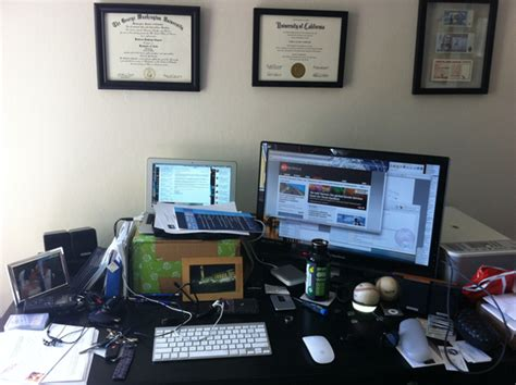 ars staffers exposed our home office setups ars technica