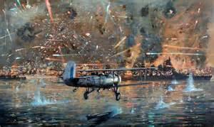 11th november 1940 bi planes smash italian fleet taranto