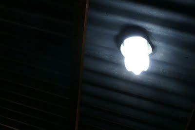 solar light water bottle solar lights from soda bottles