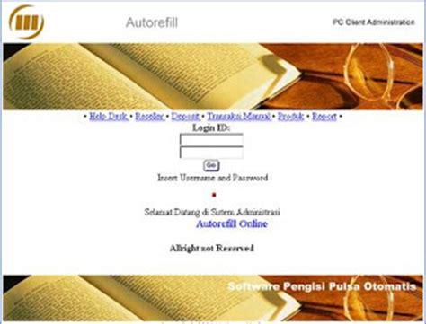 membuat web report pulsa bisnis pulsa dealer pulsa isi pulsa pulsa
