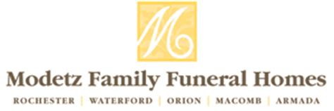 Modetz Funeral Home by Hauss Modetz Funeral Home Macomb Mi Legacy