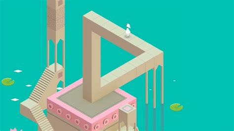monument valley android monument valley is a beautiful serene puzzle now on android android community