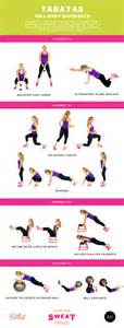full body dumbbell workout no bench tabatas full body supersets fit foodie finds