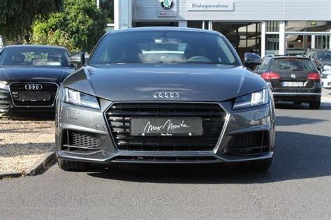Audi Sonderleasing by Audi Tt Grau Zu Verkaufen