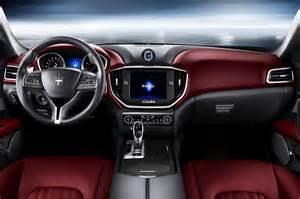 2015 Maserati Ghibli Interior Maserati Granturismo 2015 Interior Image 269