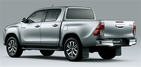 Toyota Hilux 2015 2016 Toyota Hilux Eighth Officially Unveiled Image