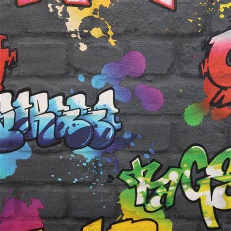 black graffiti wallsorts