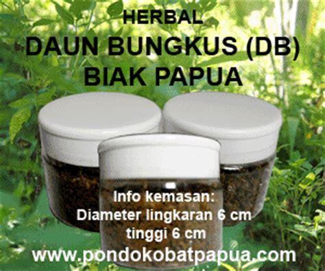 Racikan Daun Bungkus Papua Daun Tiga Jari Daun 3 Jari ramuan alami daun tiga jari obat alami papua