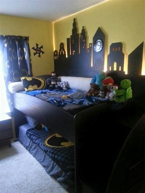17 best ideas about batman bedroom on batman