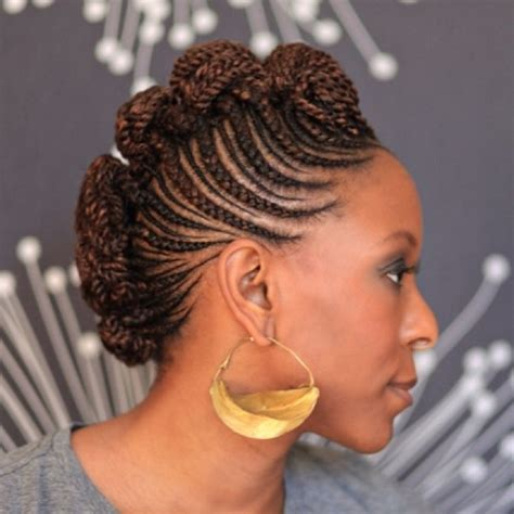 pictures cornrow designs new african cornrow braid styles