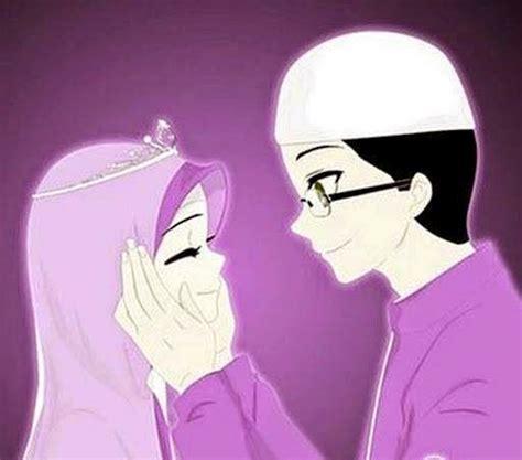 wallpaper bergerak romantis wallpaper kartun islami lucu