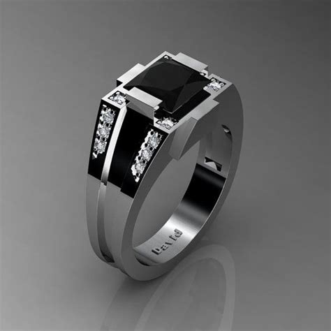 Cincin Pria Cowok Ring Titanium Black 2785 best images about mens jewelry on fashion rings rings for and titanium rings