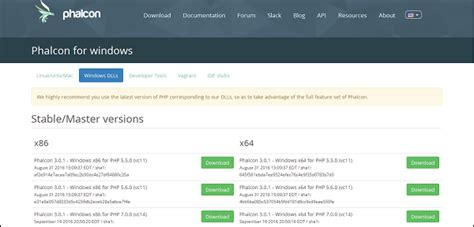 tutorial php phalcon phalcon environmental setup
