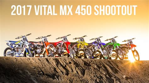 motocross 450 shootout 2017 450 motocross shootout cycle autos post