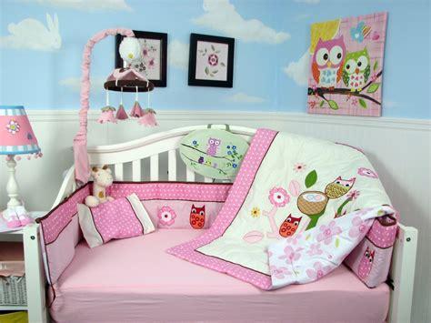 soho owl tree party crib bedding baby bedding and
