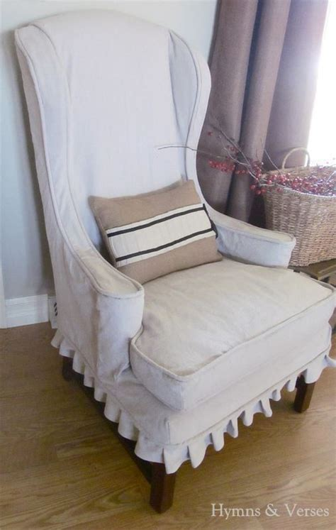 slipcovers for high back chairs high back wing chairs a slipcover story